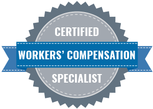 Board Certified Workers Compensation