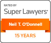 Super Lawyers Neil T. O'Donnell