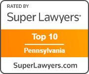 Super Lawyers Top 10 Pennsylvania
