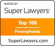 Super Lawyers Top 100 Pennsylvania