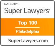 Super Lawyers Top 100 Philadelphia
