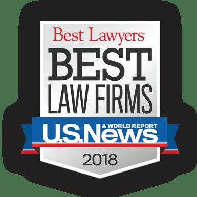 Best Lawyers Best Law Firms 2018
