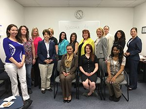 Picture of Catherine O'Donnell at Second Dress for Success Re-Entry Program