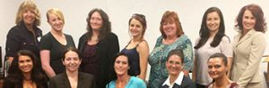 Picture of Catherine O'Donnell at Dress for Success Graduation