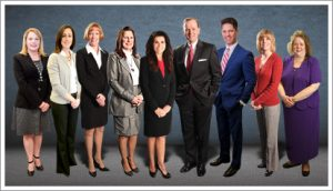 Picture of O'Donnell Law Office full legal team