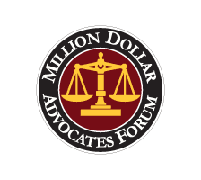 Picture of Million Dollar Advocates Forum logo