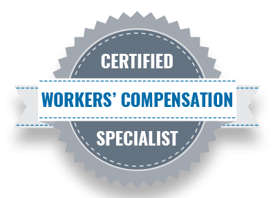 Picture of Certified Workers' Compensation Specialist logo